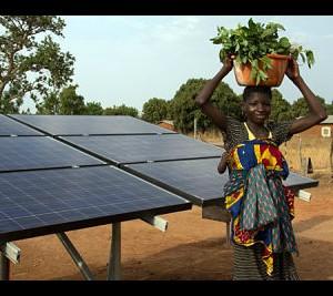Tanzania Using Solar Power to Fight Poverty
