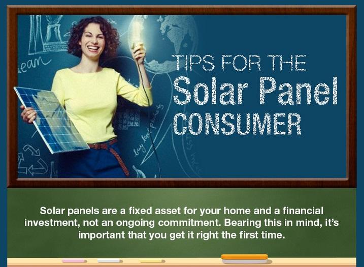 Solar Panel Tips