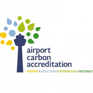 Adelaide airport is now airport carbon accredited