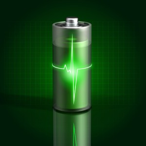 Lithium-ion battery increased charging speed of cell phones