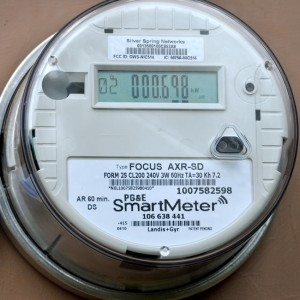 Are smart meters going the way of poles and wires to extinction?