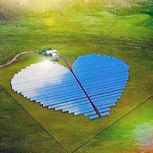 Heart-shaped solar plant in New Caledonia to be built by Conergy