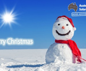 Merry Christmas from Australian Solar Quotes