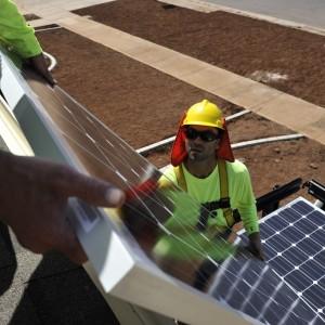 Patagonia and partner Kina'ole Capital Partners' Hawaiian solar power installation progress increases