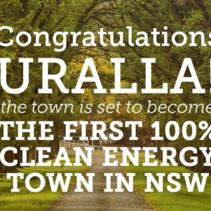 Uralla becomes first town OFF the energy grid
