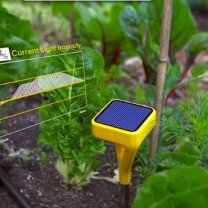 Smart garden system to benefit rooftop gardens and farms