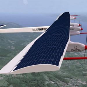 Solar Impulse to make round the world flight during March 2015