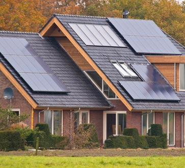 Stand-alone-solar-power-systems for homes in Australia