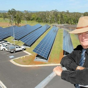 Solar carpark another step towards a greener future