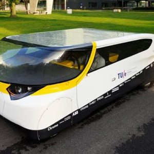 Solar cars could soon be a reality for the energy-conscious family