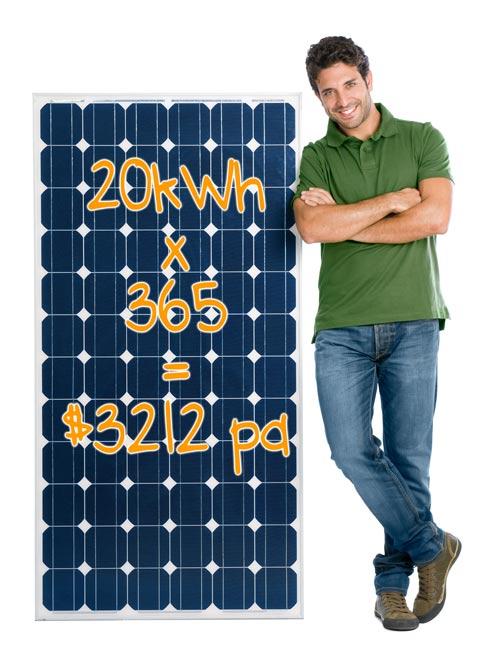 Australian-solar-power-calculator