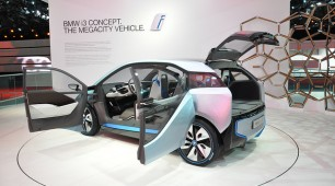 BMW representative predicts the electric vehicle era will soon be here
