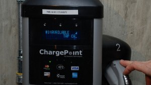 ChargePoint has released a home station for electric vehicle owners