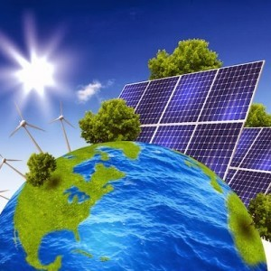 The future holds clean and free solar energy