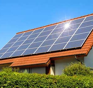 Solar panels on neighbouring properties could save you money