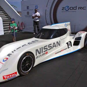 ZEOD RC by Nissan set to revolutionise electric race car industry