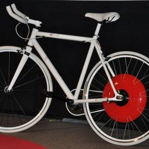 Copenhagen Wheel impresses tech community with fresh design