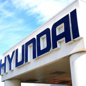 Hyundai announces they will release their first electric car in 2016