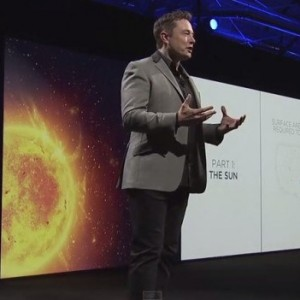Solar energy battery released by electric vehicle giant Tesla Motors