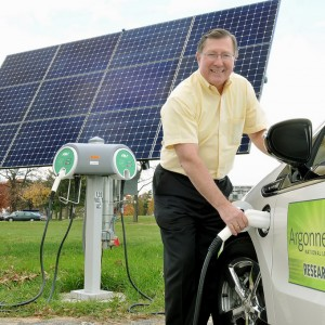 UK invests in electric vehicle charging stations