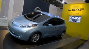 Battery electric vehicle from Nissan shown to be a good investment