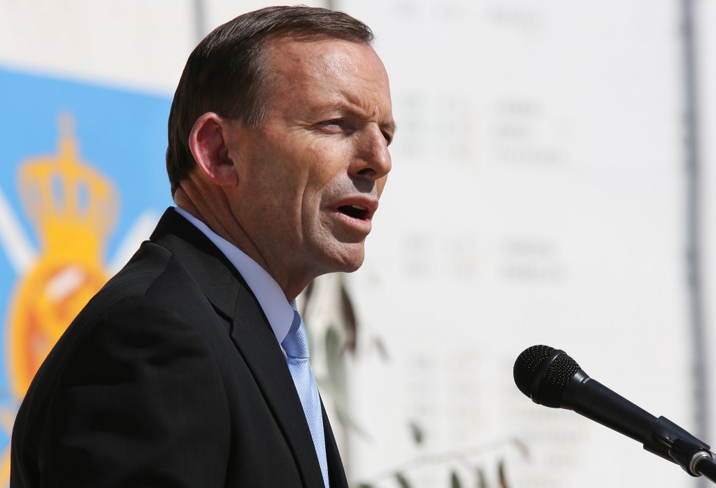 Climate Change Is A Hoax Says Abbott Government