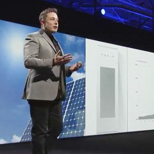 Elon Musk saving the world with solar