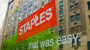Energy efficiency advancement due to Staples' use of green energy