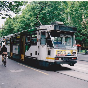 Solar Powered Trams In Store For Melbourne