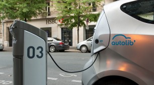 London to Adopt 'Autolib' Electric Car Sharing Scheme