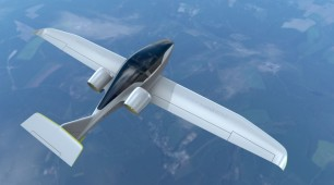 Electric Aircraft to Be Sold in 2017