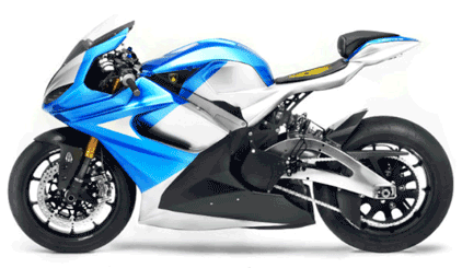 asq electric motorcycle motorbike lightning ls 218