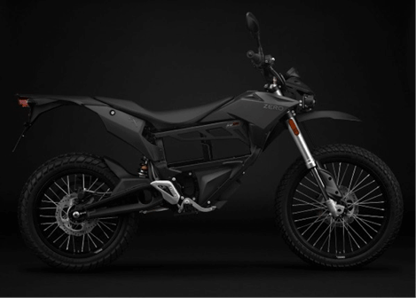 asq electric motorcycle motorbike zero fx