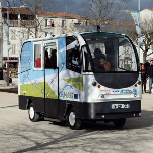 Greece Introduces Driver-Less Bus Project