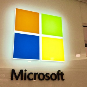 Microsoft Leads Eco-Friendly Movement