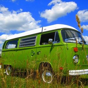 Volkswagen Releasing EV Hippie Van