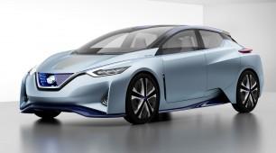 Nissan Launches Futuristic Driver-less Car Campaign