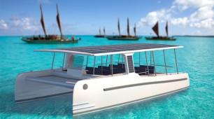 SoelCat 12- The Solar Yacht