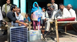 ADB Supports Scale Up of Off-Grid Solar Power Systems in Rural India