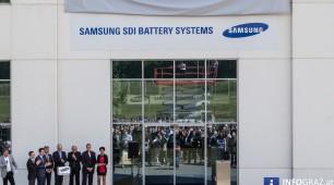 EV Battery Prototype Revealed By Samsung