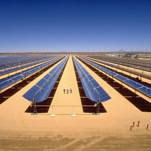 Chile's $1.1bn Solar Power Tower