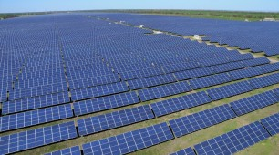 Large-scale solar the next wave of renewable energy