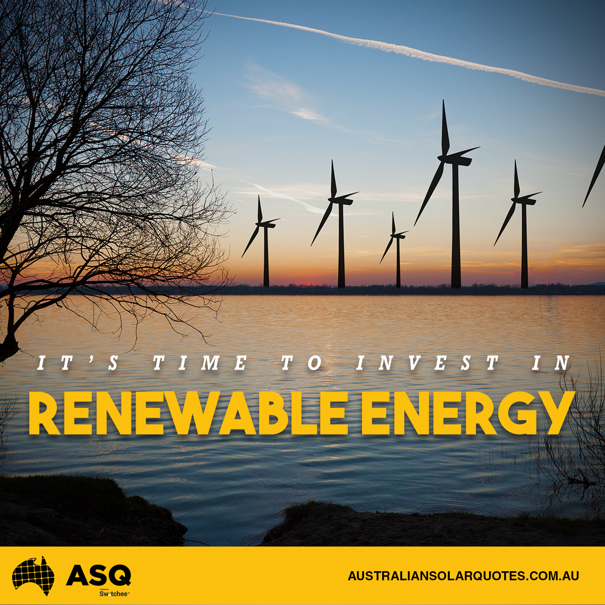 It S Time To Invest In Renewable Energy