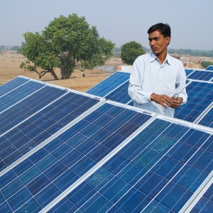 India says the cost of solar power is now cheaper than coal