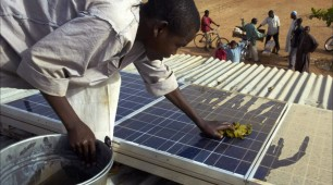 Looking to the Developing World, the Bright Future of Solar