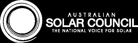 Australian Solar Quotes is a proud member of the Australian Solar Council