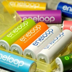 Panasonic Eneloop Batteries Preserve Decade Long Power