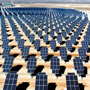 Large-Scale Solar & The Next Wave of Renewables