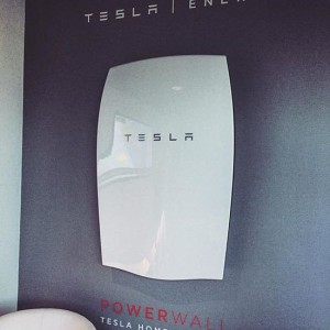Tesla trebles the punch of its powerwall storage capacity