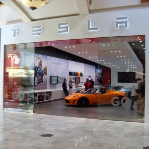 Tesla revamps stores in US, Australia, Europe